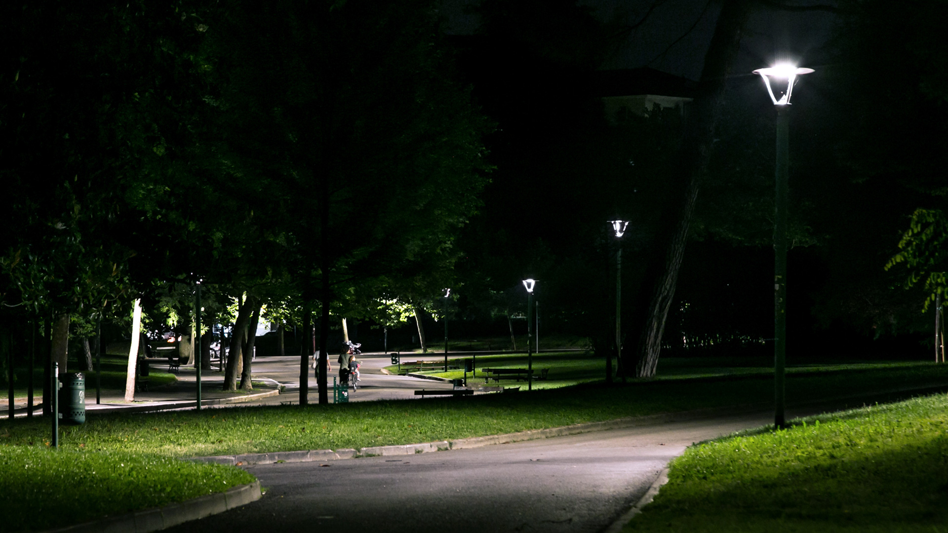 Illuminazione led parchi flexsolight