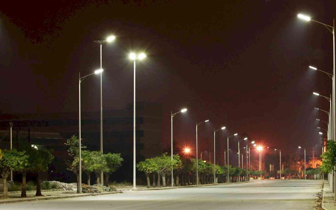 Led per l'illuminazione pubblica