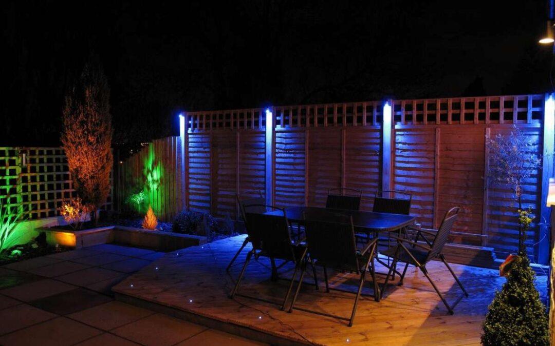Valorizzare gli spazi esterni illuminazione a led flexsolight