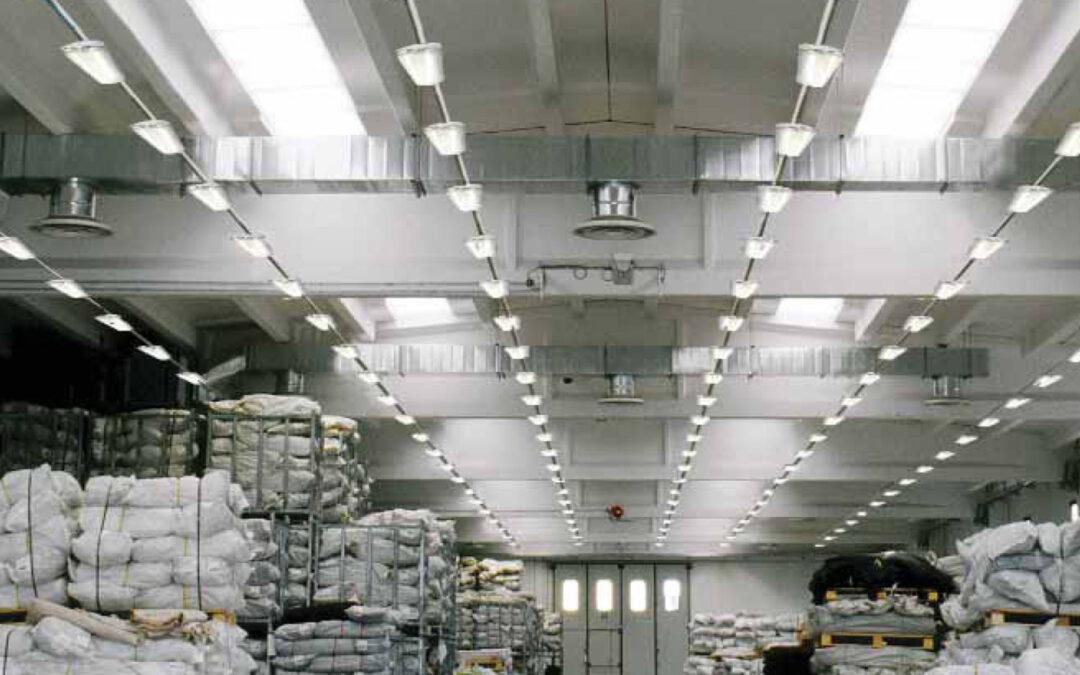 Illuminazione industriale: perché scegliere i led flexsolight