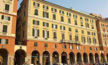 Riqualificazione dell'illuminazione a Genova