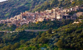 Illuminazione led in un comune italiano: Casalvecchio Siculo